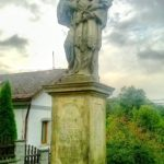 Hejnický most přes Smědou zdobí svatý Jan Nepomucký teprve necelých 30 let